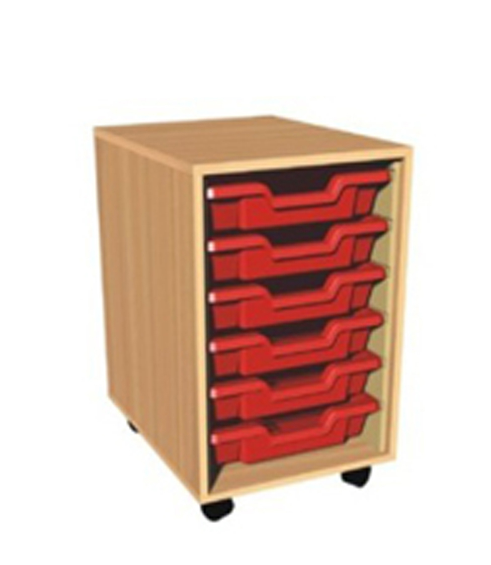Single bay tray units central educational supplies ltd for Storage bay