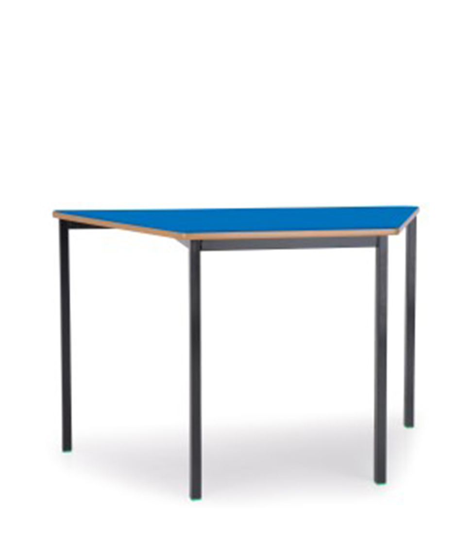 Trapezoid tables central educational supplies ltd for Trapezoid table